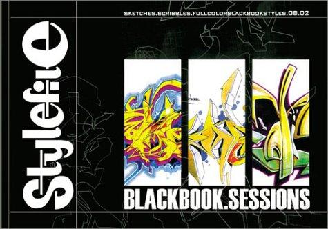 9783980747820: Blackbook Sessions 1: Stylefile
