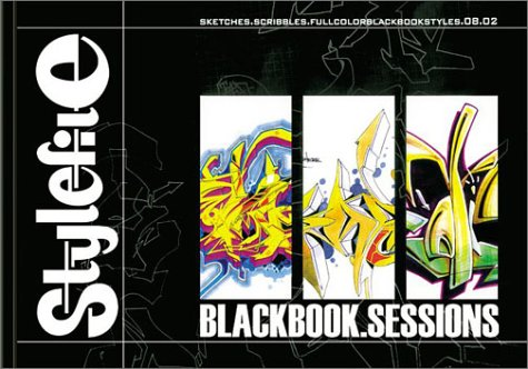 9783980747820: Blackbook Sessions