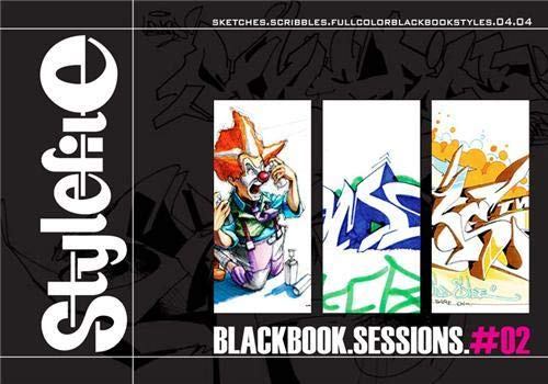 9783980747882: Blackbook Sessions 2: Graffiti On Paper (Stylefile Blackbook Sessions)