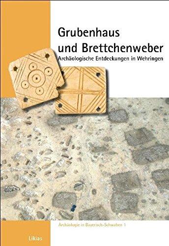 9783980762847: Grubenhaus und Brettchenweber (Livre en allemand)