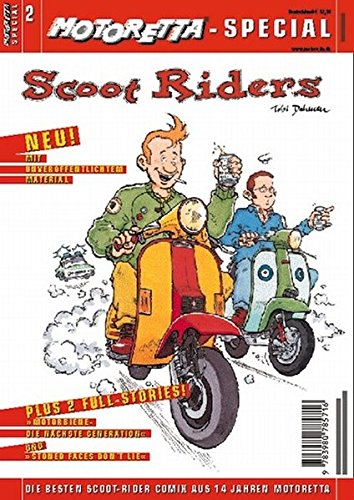 9783980785716: Scoot Riders