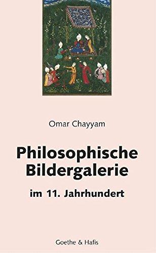 Philosophische Bildergalerie Im 11 Jahrhundert Persische