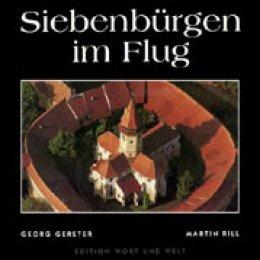 9783980794992: Siebenb�rgen im Flug: Das deutsche Siedlungsgebiet: seine Kirchenburgen, D�rfer, St�dte und Landschaften