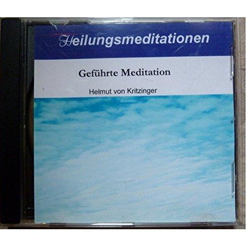 9783980844697: Heilungsmeditationen. 8 geführte Meditationen (Livre en allemand)