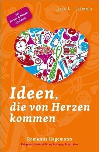 9783980878609: Ideen, die von Herzen kommen