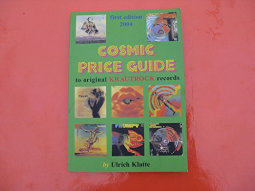 9783980913706: Cosmic Price Guide: First Edition 2004 (Livre en allemand)
