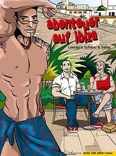 9783980914840: Abenteuer auf Ibiza