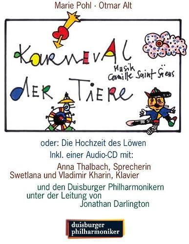 9783980919784: Karneval der Tiere: Die Hochzeit des L�wen
