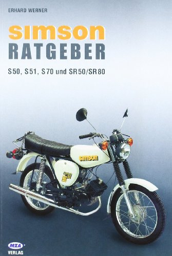 9783980948128: Simson Ratgeber.