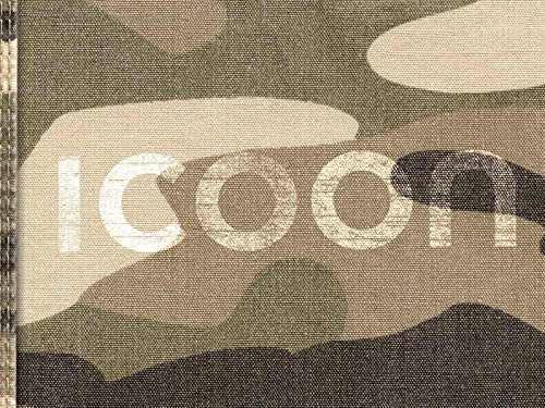 9783980965514: Icoon-Camouflage: ICOON.CAM