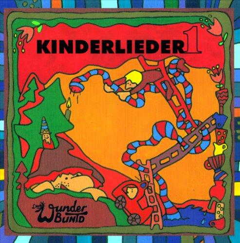 9783980967211: Kinderlieder 1 von Wunderbuntd, Audio-CD