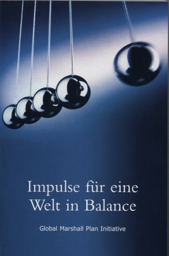 Impulse für eine Welt in Balance Global: Finkbeiner, Frithjof, Prof.