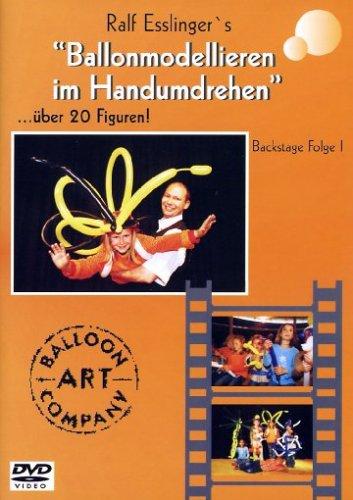 9783980998819: Ballonmodellieren im Handumdrehen [Alemania] [DVD]