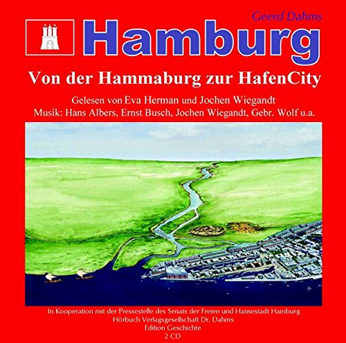 9783981030723: Hamburg - Von der Hammaburg zur HafenCity. 2 CDs