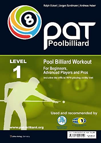 9783981040050: Pool Billiard Workout: For Beginners to Intermediate Players (PAT-System Workout)