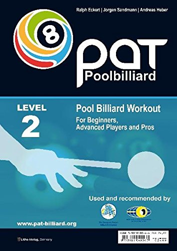 9783981040067: PAT - Pool Billiard Workout: Includes the Official WPA Playing Ability Test Level 2: For Advanced Players: For Intermediate Players (PAT-System Workout)