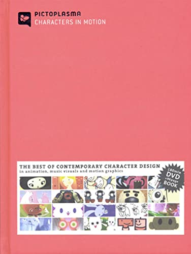 9783981045802: Characters in Motion Vol. 1 (with DVD)