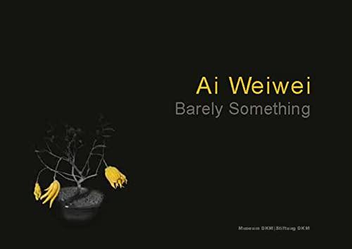 Ai Weiwei: Barely Something: Buergel, Roger M.