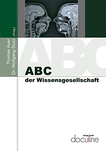 9783981059540: ABC der Wissensgesellschaft (Livre en allemand)