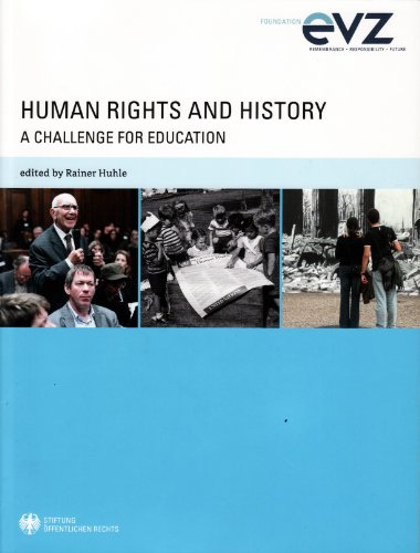 Human Rights and History : A Challenge for Education
