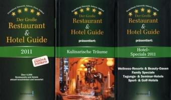 9783981093056: Der Große Restaurant & Hotel Guide 2012