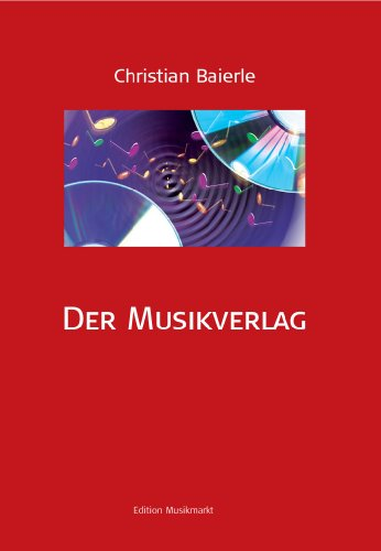 9783981102451: Der Musikverlag
