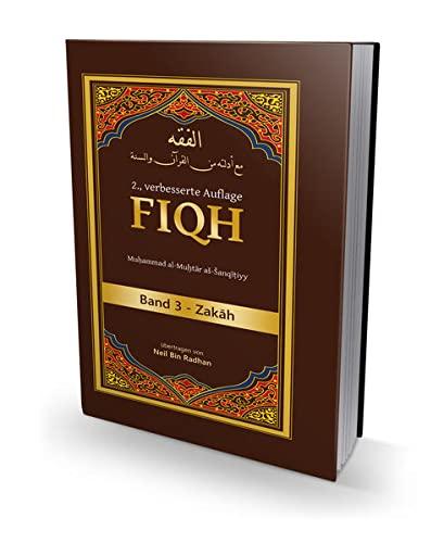9783981106862: Fiqh Band 3 - Zakah