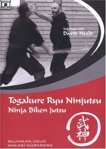 9783981109337: Togakure Ryu Ninjutsu - David Heald