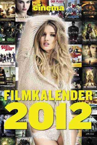 9783981117264: Cinema Filmkalender 2012: Mit 52 Filmplakaten als Kalenderblätter