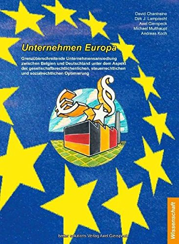 Unternehmen Europa: Axel Gierspeck