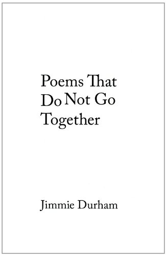 9783981128888: Poems That Do Not Go Together