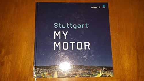 9783981134650: Stuttgart:My Motor