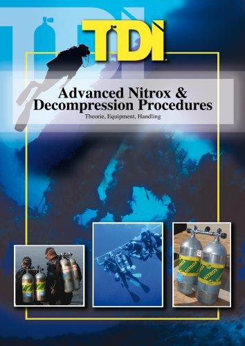 9783981144314: Advanced Nitrox & Deco Procedures