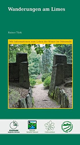 9783981144413: Wanderungen am Limes