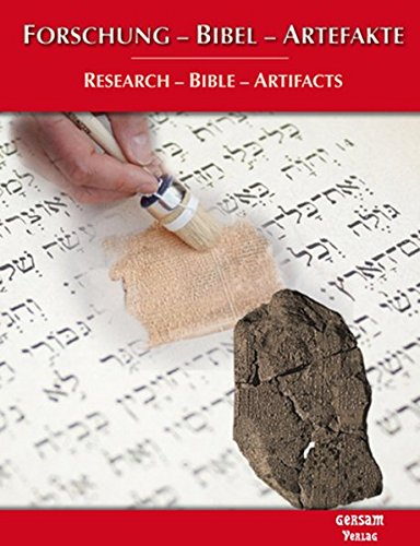 9783981152920: Forschung - Bibel - Artefakte /Research - Bible - Artifacts: Zur Vorbereitung auf einen Besuch im Pergamonmuseum