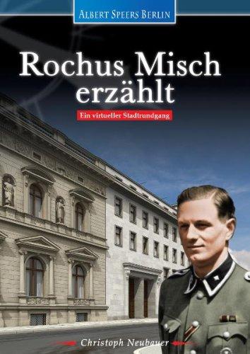 9783981159363: Albert Speers Berlin - Rochus Misch erzählt [Alemania] [DVD]