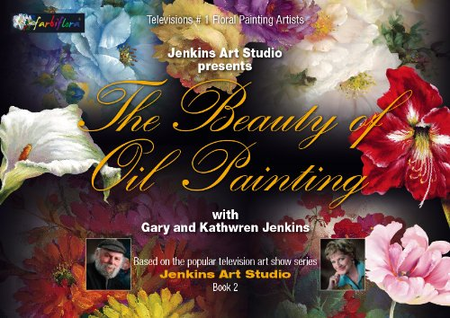 The Beauty of Oil Painting, Book 2