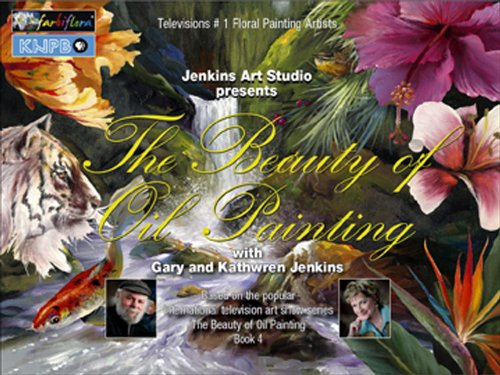 The Beauty of Oil Painting, Book 4