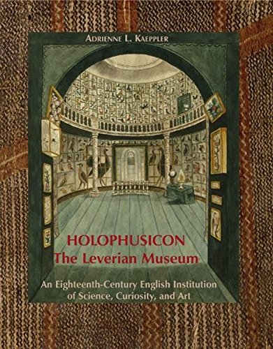 9783981162042: Holophusicon: The Leverian Museum: An Eighteenth-Century English Institution of Science, Curiosity, and Art