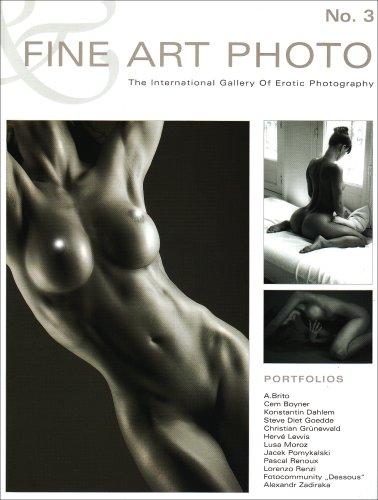 9783981178807: Fine Art Photo 3: The International Gallery of Erotic Photography