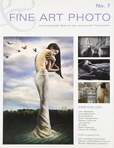 9783981178869: FINE ART PHOTO Nr. 7: The International Gallery Of Erotic Photography