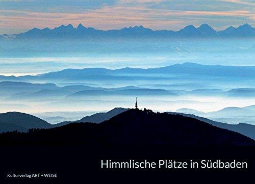 9783981196597: Himmlische Plätze in Südbaden