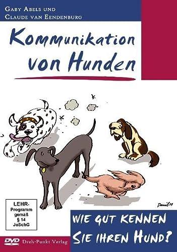 9783981198591: Kommunikation von Hunden - Wie gut kennen Sie Ihren Hund? [Alemania] [DVD]