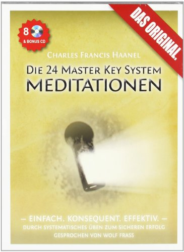9783981202397: Die 24 Master Key System Meditationen: Deutsche Erstaufnahme