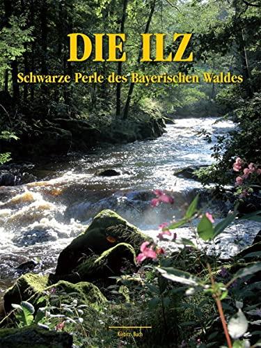 9783981213669: Die Ilz: Schwarze Perle des Bayerischen Waldes