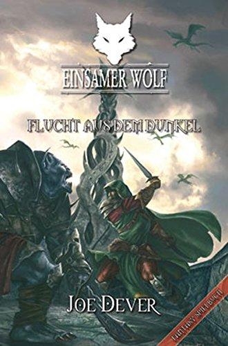 9783981281200: Einsamer Wolf - Flucht aus dem Dunkeln 1