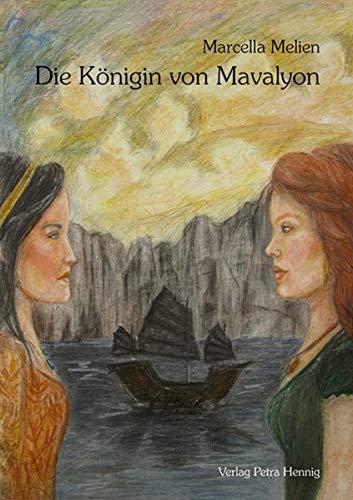 9783981285055: Die Königin von Mavalyon