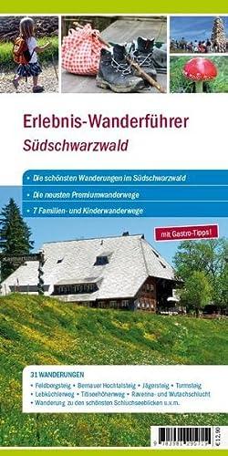 9783981295719: Erlebnis-Wanderführer Südschwarzwald