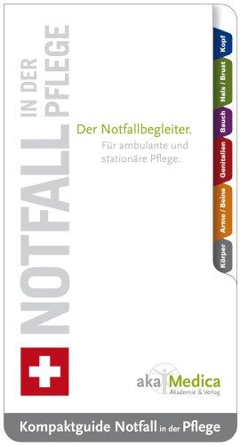 9783981296587: Kompaktguide Notfall in der Pflege