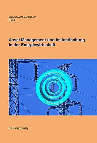 Asset Management Und Instandhaltung In Der Energiewirtschaft Von
